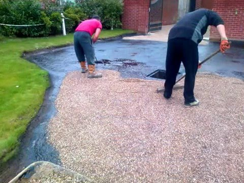 The Best Tar And Chip Driveway Installation Replacement Resurfacing And Repair Services